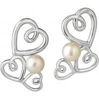femme Jersey Pearl Kimberley Selwood Freshwater Pearl Earrings Watch KSE3
