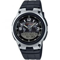 homme Casio CORE Alarm Chronograph Watch AW-80-1A2VES