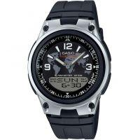 Mens Casio CORE Alarm Chronograph Watch
