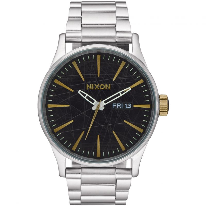 Mens Nixon The Sentry SS Watch A356-2222