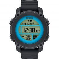 unisexe Nixon The Unit Drive Alarm Chronograph Watch A962-2238
