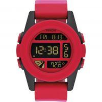 Herren Nixon The Unit Alarm Chronograph Watch A197-1488