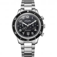 homme Rotary Ocean Avenger Chronograph Watch GB05021/04