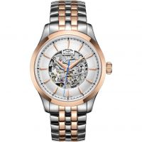 homme Rotary Mecanique Skeleton Watch GB05034/06