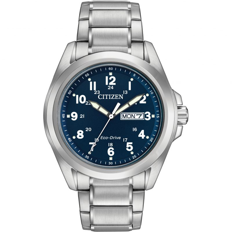 Mens Citizen Sport WR100 Watch AW0050-58L