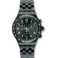 Mens Swatch Destination Manhattan Chronograph Watch