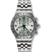 Hommes Swatch Destination Upper East Chronographe Montre