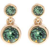 femme Karen Millen Jewellery CRYSTAL DOT EARRING Watch KMJ879-22-09