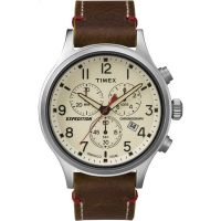 homme Timex Expedition Chronograph Watch TW4B04300