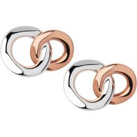 Ladies Links Of London Sterling Silver 20 20 Earrings