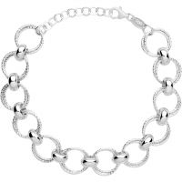 Ladies Links Of London Sterling Silver Aurora Bracelet