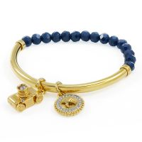 femme Juicy Couture Jewellery JET SET BRACELET Watch WJW807-403