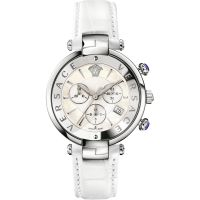 Damen Versace Reve 41mm Chronograph Watch VAJ020016