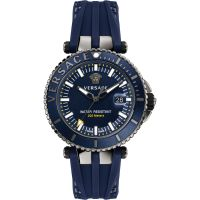 Herren Versace V-Race Diver Watch VAK020016