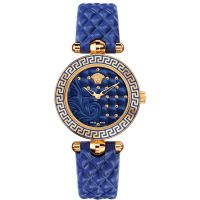 Ladies Versace Micro Vanitas 30 Mm Watch