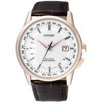 Hommes Citizen World Perpetual A-T Eco-Drive Montre