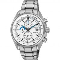 Hommes Citizen Drive Chronographe Eco-Drive Montre