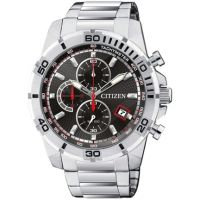 Hommes Citizen Quartz Chronographe Montre