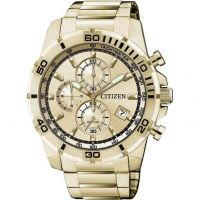 homme Citizen Quartz Chronograph Watch AN3492-50P