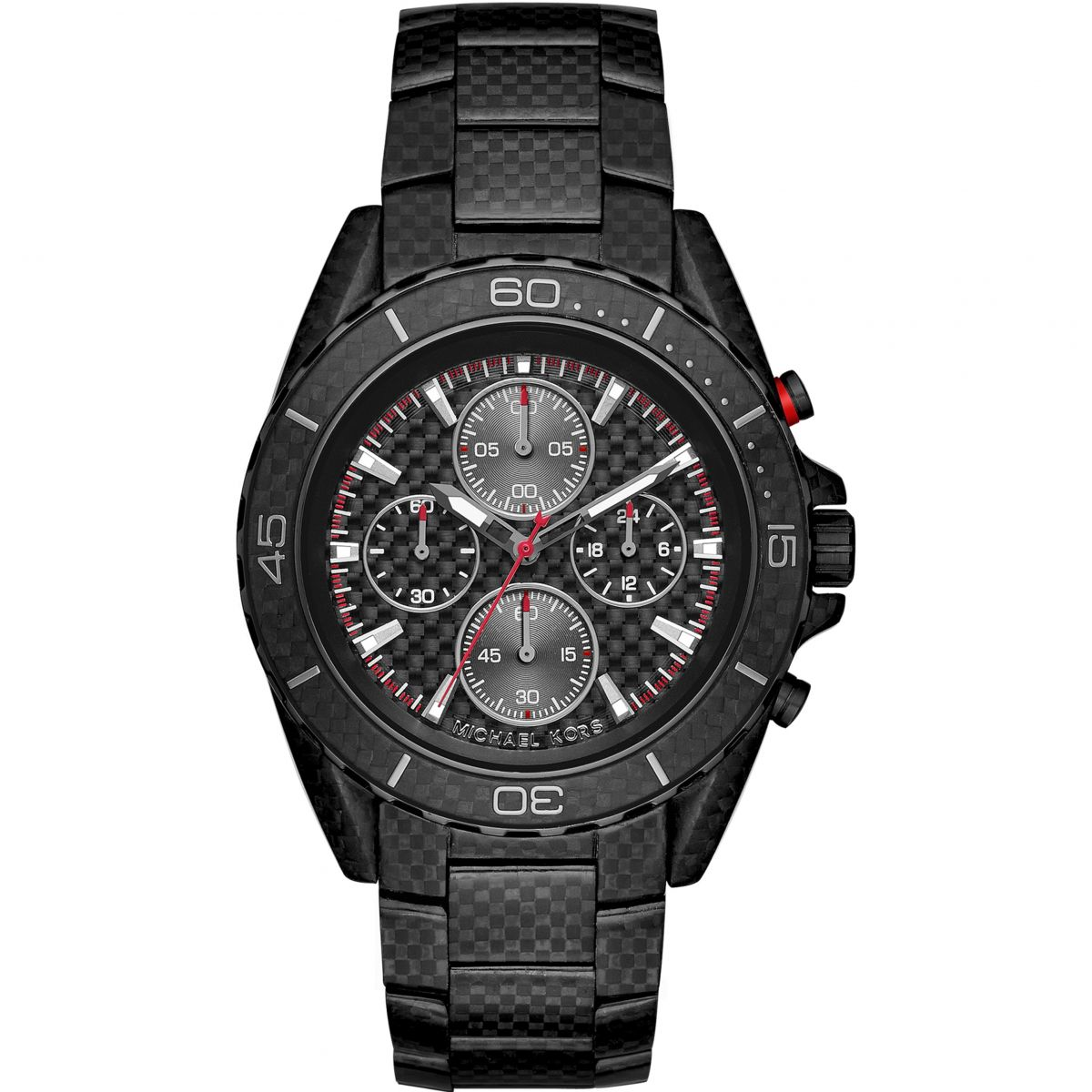 Gents Michael Kors Jetmaster Chronograph Watch MK WatchShopcom - Invoice sample word michael kors outlet online store