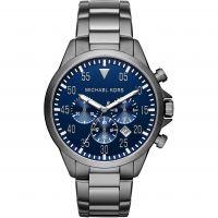 Mens Michael Kors Gage Chronograph Watch