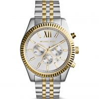 homme Michael Kors Lexington Chronograph Watch MK8344