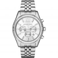 Mens Michael Kors Lexington Chronograph Watch
