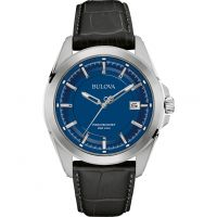 Mens Bulova Precisionist Watch