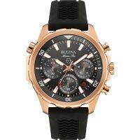 Herren Bulova MARINE STAR Chronograf Uhr