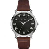 Herren Bulova Kleid Uhr