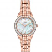 Damen Citizen Eco-Drive Watch EW1683-65D
