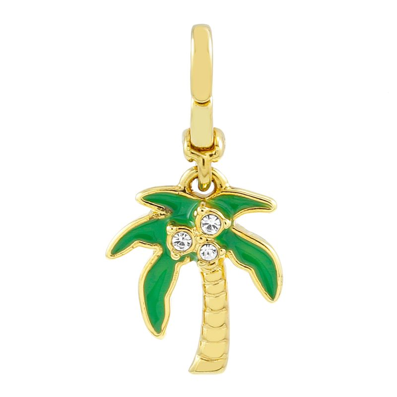Ladies Juicy Couture Gold Plated Palm Tree Charm WJW954-710-U