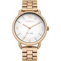 Damen Fiorelli Watch FO023RGM