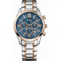 Herren Hugo Boss Ambassador Chronograf Uhr
