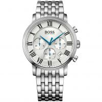 Hugo Boss Elevation Herrkronograf Silver 1513322