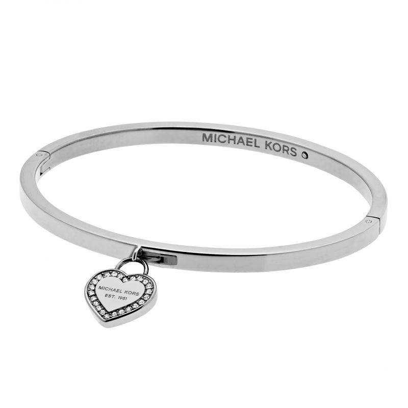 Michael Kors Dames Push Button Bangle Roestvrijstaal MKJ5038040