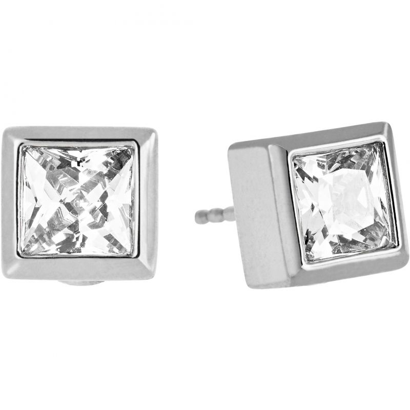 Ladies Michael Kors Stainless Steel Brilliance Earrings MKJ4708040