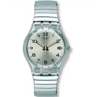 Ladies Swatch Originals Gent -Silverall L Watch