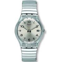 unisexe Swatch Originals Gent -Silverall S Watch GM416B