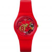 Unisex Swatch Originals Herren -Eight For Luck Uhr