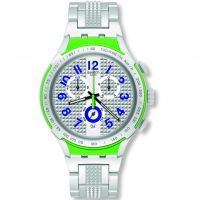 unisexe Swatch Irony X-Lite -Electric Ride Chronograph Watch YYS4012AG