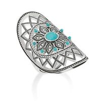 femme Thomas Sabo Jewellery Sterling Silver Ring Watch TR2091-646-17-54