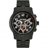 Mens Harley Davidson Chronograph Watch 78B138