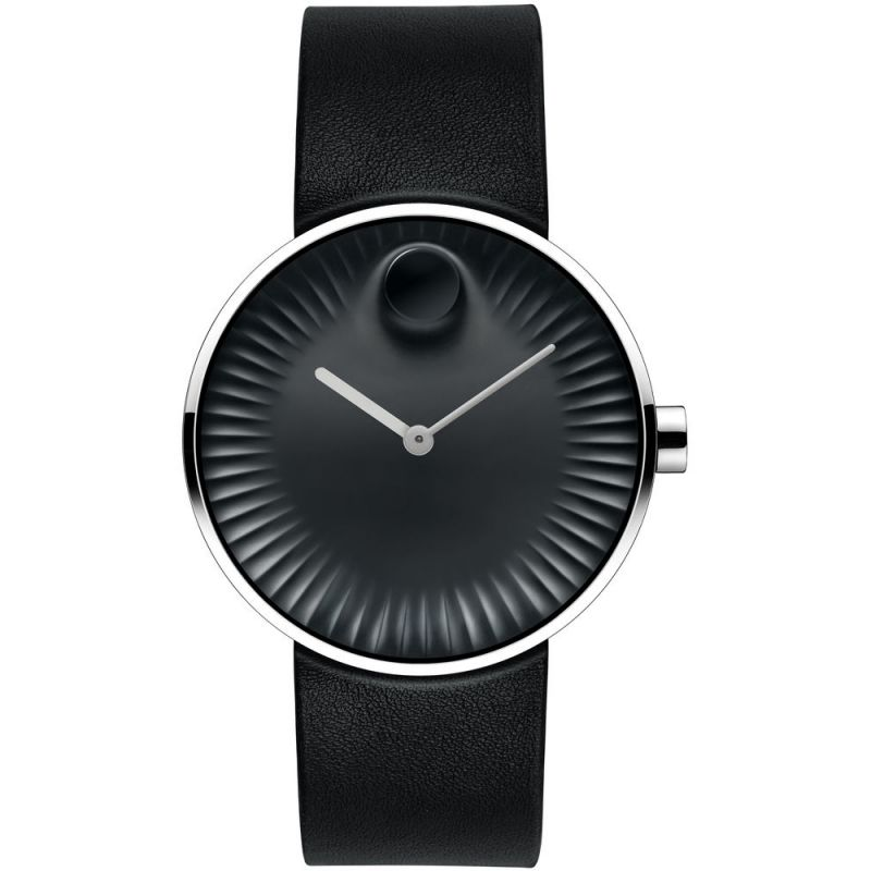 Herren Movado Edge Watch 3680002
