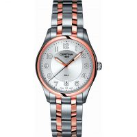Certina DS-4 Herenhorloge Tweetonig C0224102203000