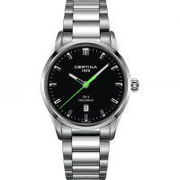 Herren Certina DS-2 Precidrive Watch C0244101105120