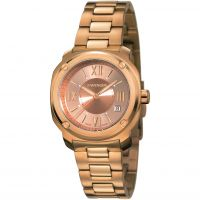 Wenger Edge Roman Herenhorloge Rose 011121112