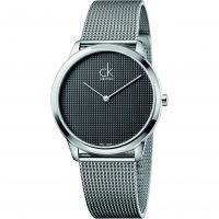 Herren Calvin Klein Minimal 40mm Watch K3M2112X