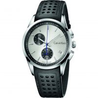 homme Calvin Klein BOLD Chronograph Watch K5A371C6