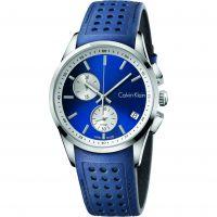 homme Calvin Klein BOLD Chronograph Watch K5A371VN
